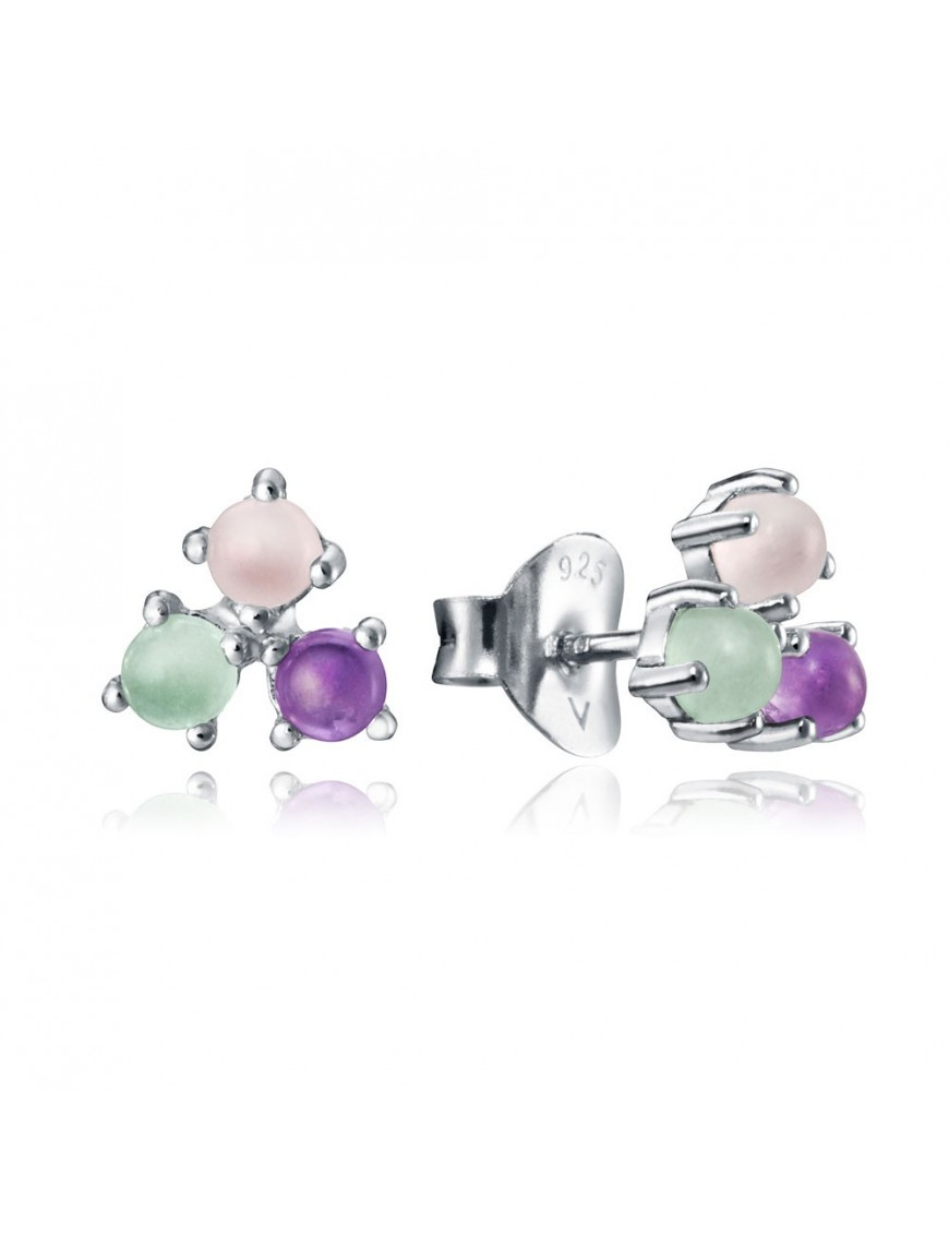 Pendientes Viceroy Plata Mujer 4073E000-49
