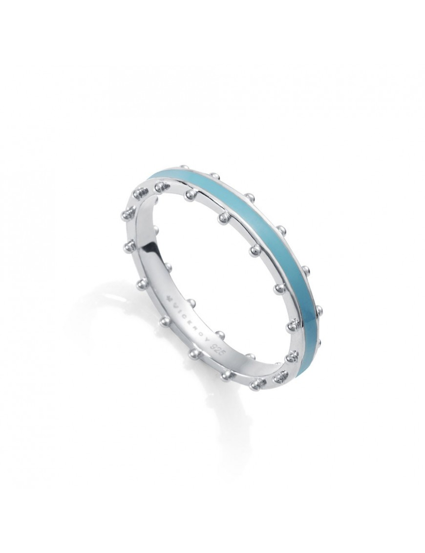 Anillo Viceroy plata Mujer 61009A114-13