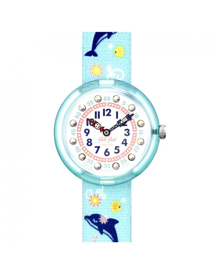 Reloj Flik Flak Sweet Dolphin FBNP124