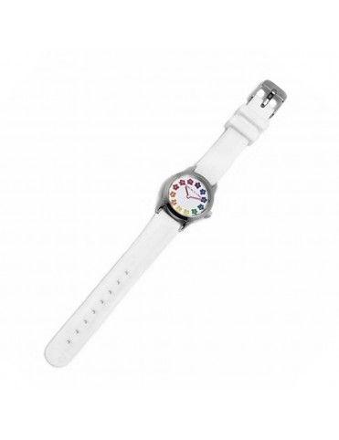 Reloj Agatha Niño Gominola blanco AGR253