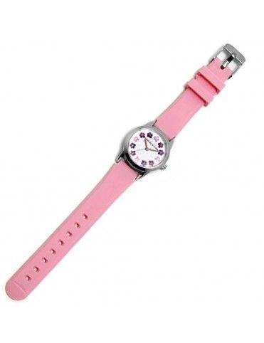 Reloj Agatha Niño Gominola rosa pastel AGR254