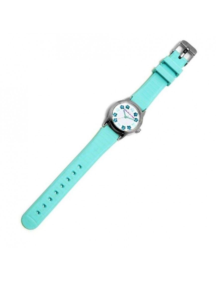 Reloj Agatha Niño Gominola azul pastel AGR255