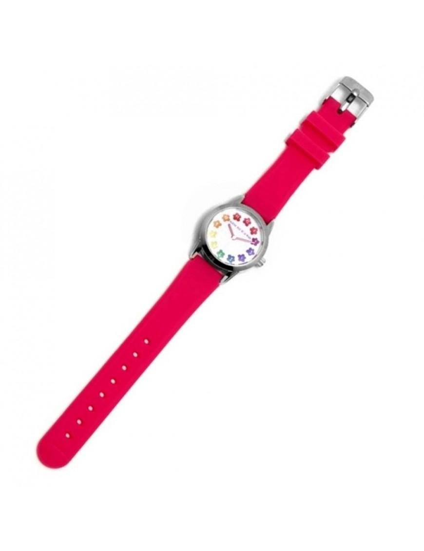 Reloj Agatha Niño Gominola fucsia AGR256