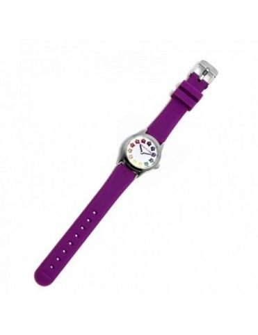 Reloj Agatha Niño Gominola lila AGR257