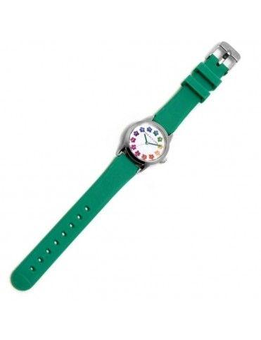 Reloj Agatha Niño Gominola verde AGR258
