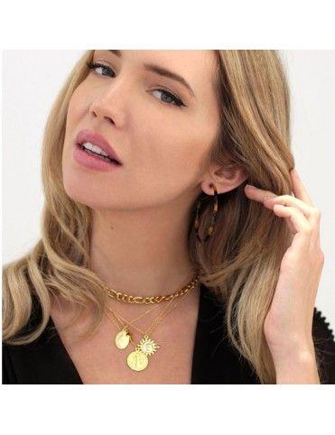 Collar Anartxy Acero Mujer COA631
