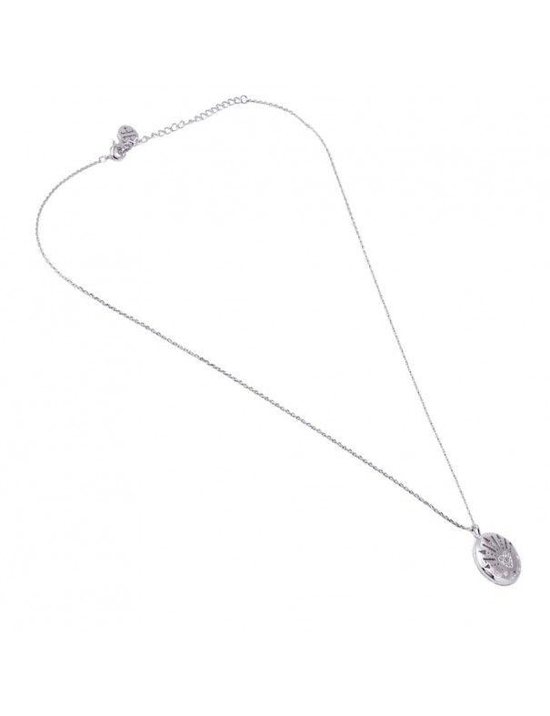 Collar Anartxy Acero Mujer COA681