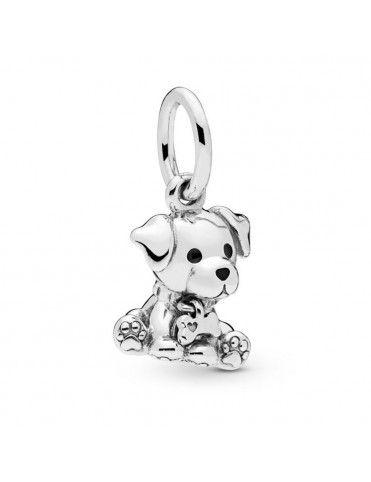Charm Pandora plata perro labrador 798009EN16