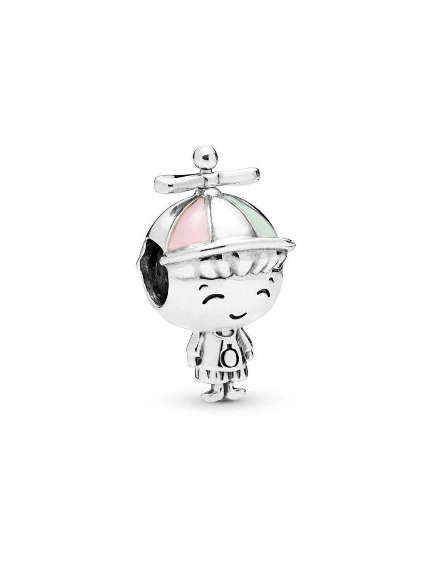 Charm Pandora niño plata 798015ENMX