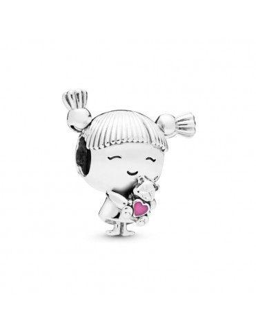 Charm Pandora niña plata 798016EN160
