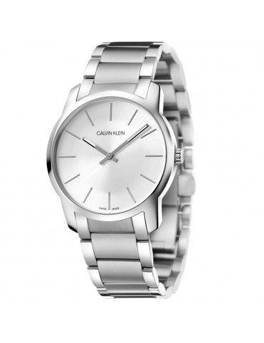 Reloj Calvin Klein City Mujer K2G22146