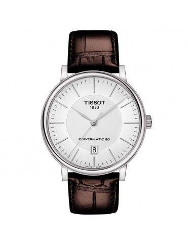 Reloj Tissot hombre Carson Premium Powermatic 80 T122.407.16.031.00