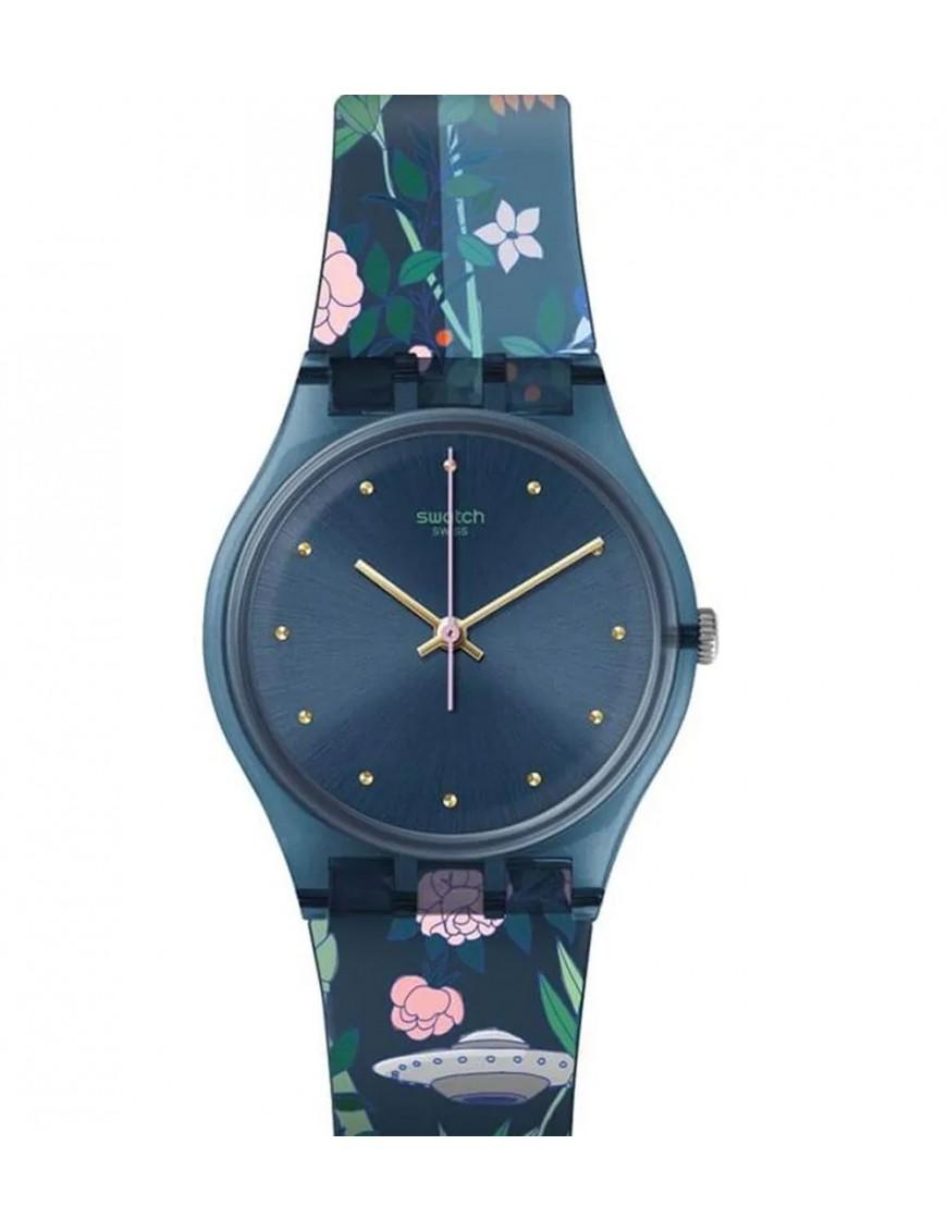 Reloj de mujer Swatch Ovni Garden GN258