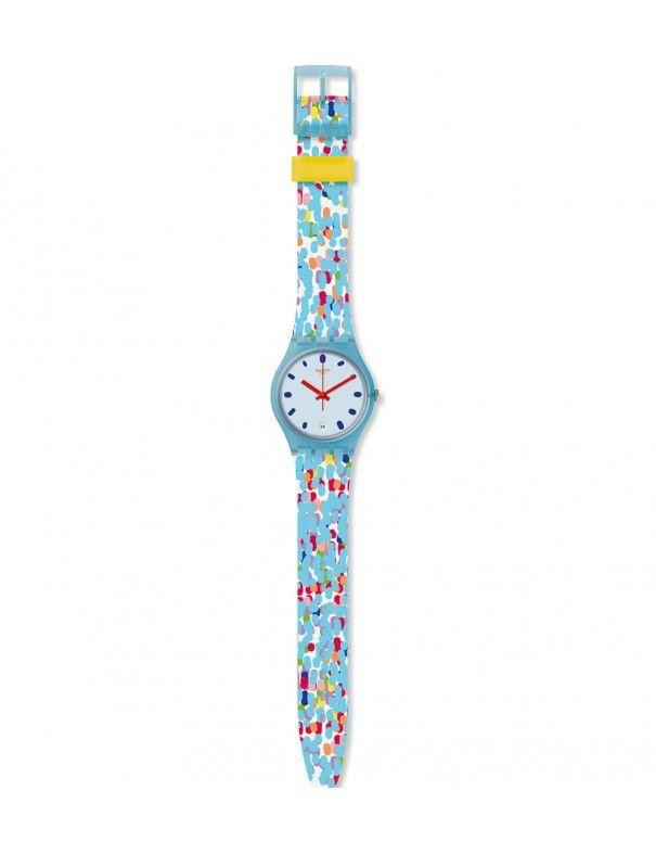 Reloj de mujer Swatch Prikket GS401