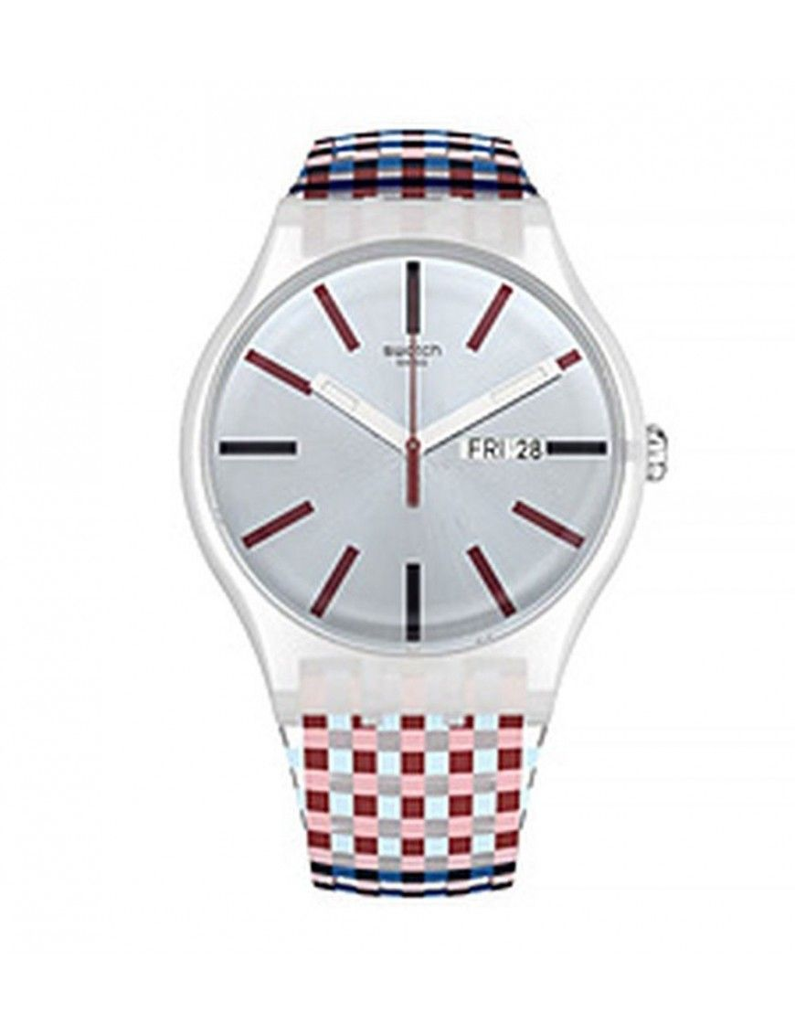 Reloj Swatch Unisex SUOW709 Merenda