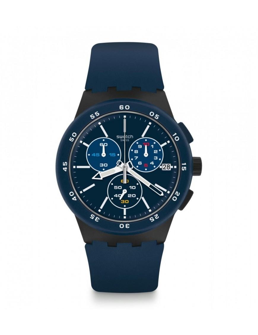 Reloj Swatch Unisex SUSB417 Blue Steward