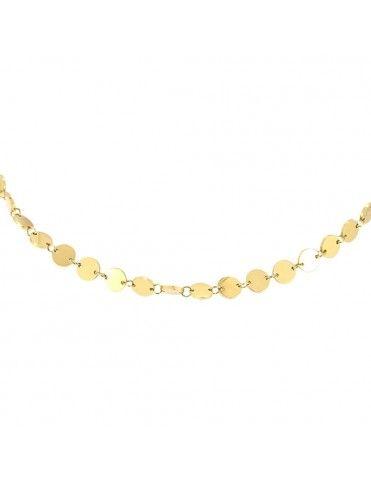 Collar Anartxy Acero Mujer COA502D