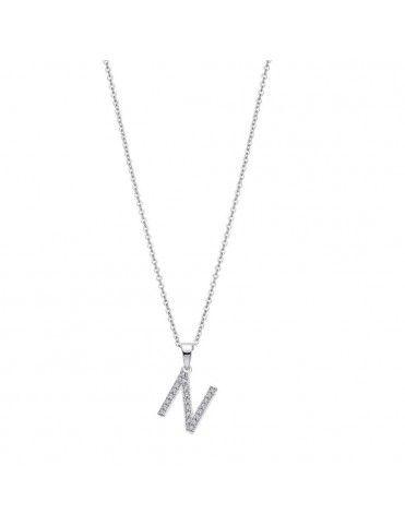 Comprar Collar Lotus Silver Plata Mujer LP1958-1/N online