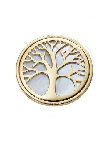 Medallón Viceroy Acero Mujer VMD0047-26