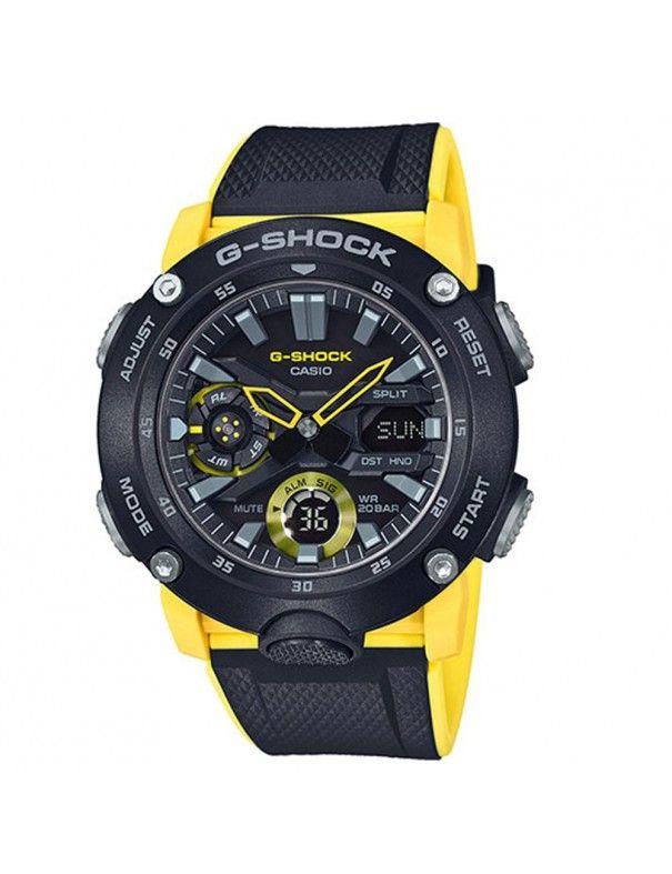 Reloj Casio G-Shock Hombre Carbono GA-2000-1A9ER