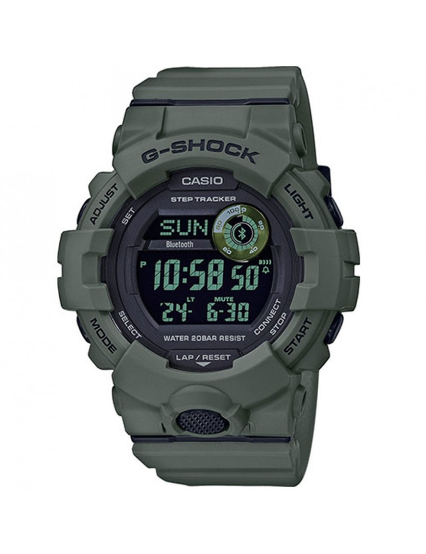 Reloj Casio G-SHOCK Hombre Cronógrafo GBD-800UC-3ER