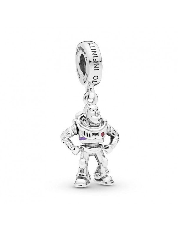 Charm colgante Plata Pandora Buzz Lightyear de Toy Story 798042CZR
