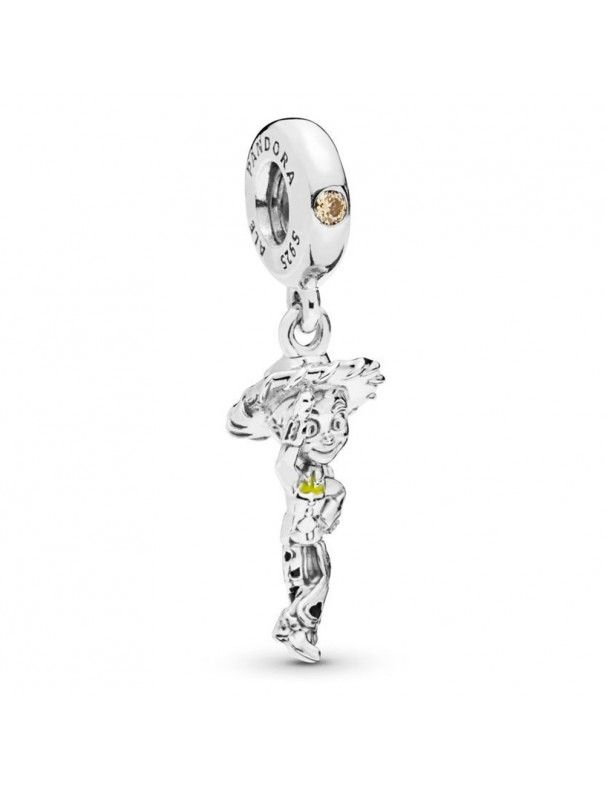 Charm colgante Plata Pandora 798048CCZ Jessie Toy Story
