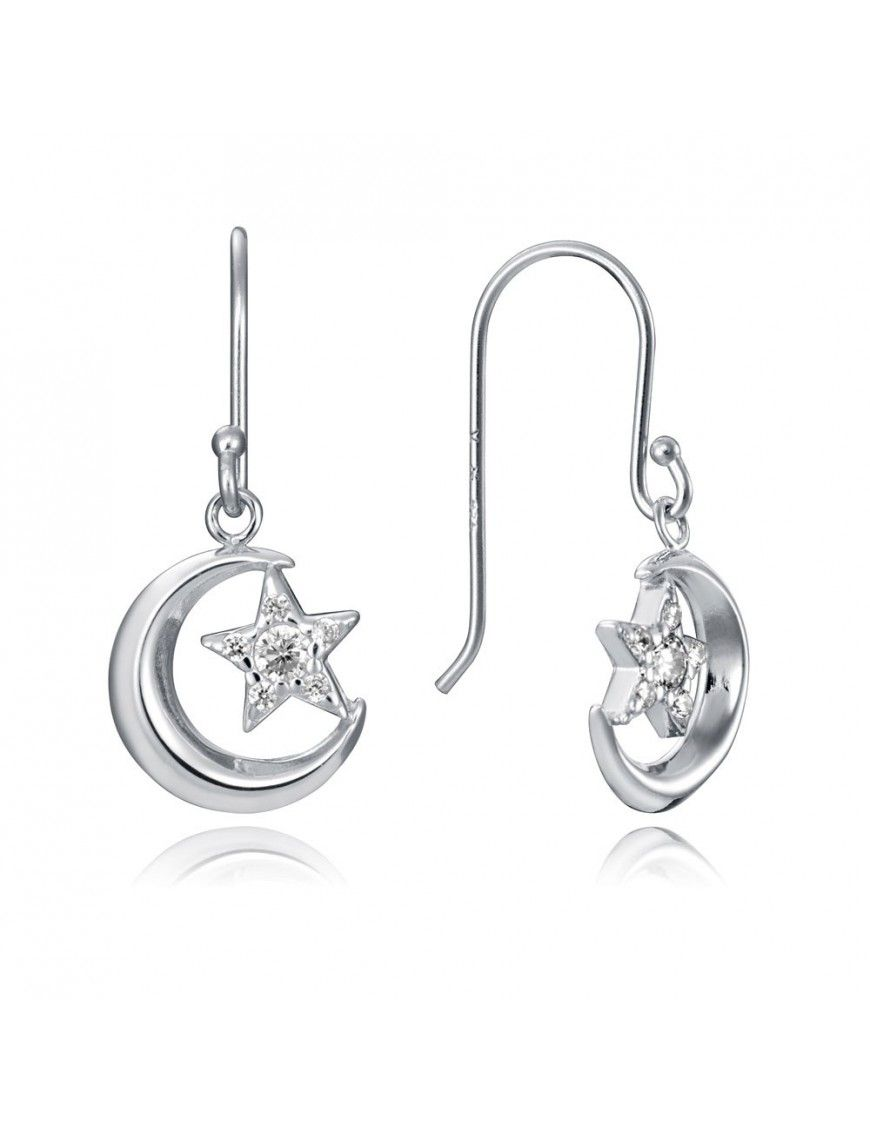 Pendientes Viceroy Plata Mujer 5061E000-38