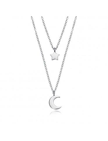 Collar Viceroy Plata Mujer 5064C000-08