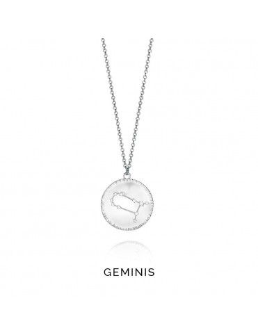 Comprar Collar plata mujer Horóscopo Géminis Viceroy 61014C000-38G online