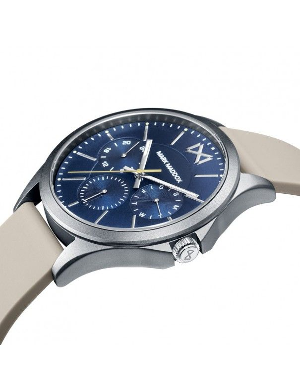 Reloj Mark Maddox multifunción Hombre HC7123-37 Shibuya