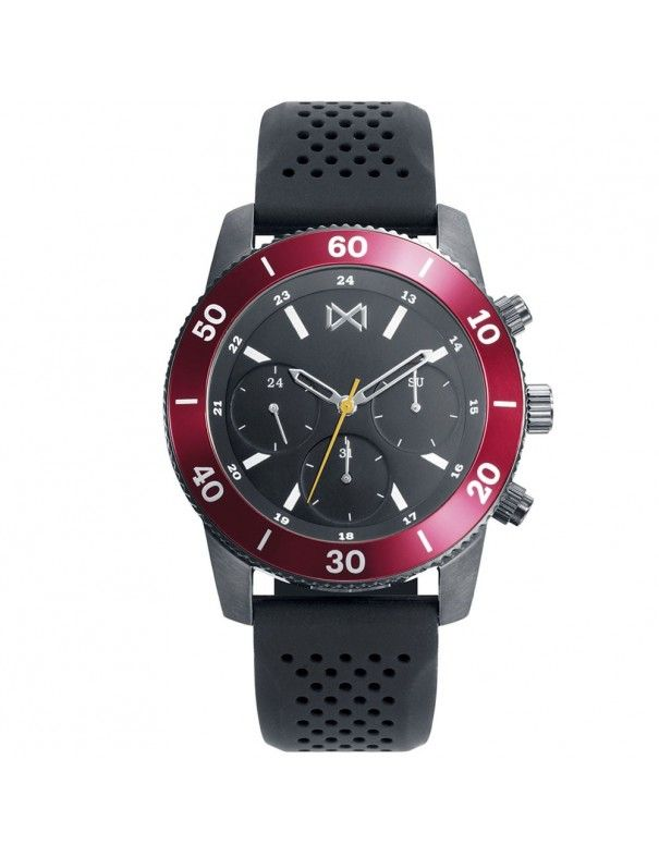 Reloj Mark Maddox multifunción Hombre HC7125-56 Mission