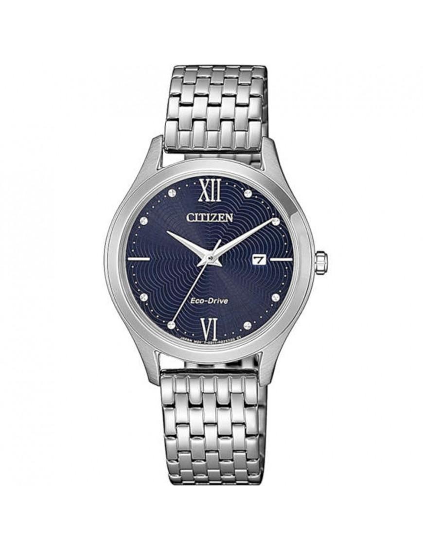 Reloj Citizen Eco Drive para mujer EW2530-87L