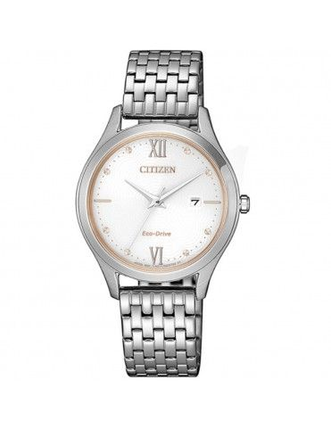 Reloj Citizen Eco Drive para mujer EW2536-81A