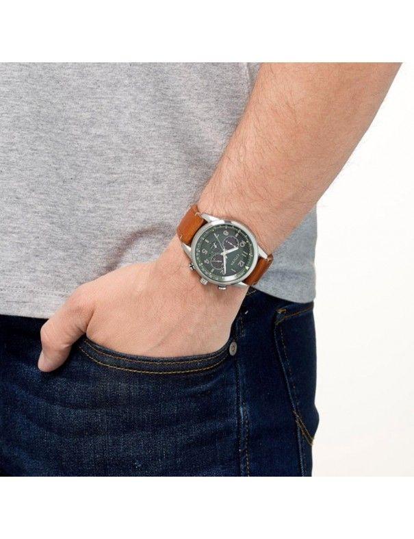 Reloj Citizen Eco-Drive cronógrafo hombre CA4420-21X