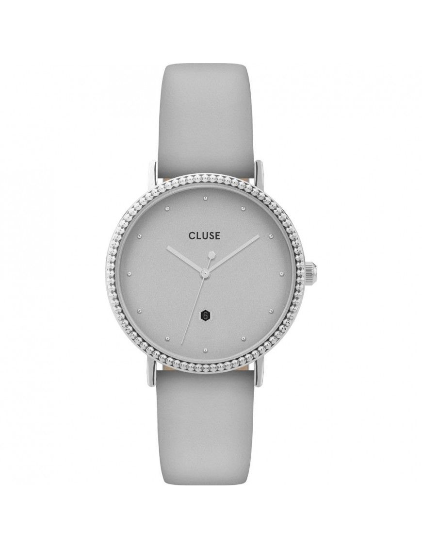 Reloj Cluse Le Couronnement Silver Mujer CL63004