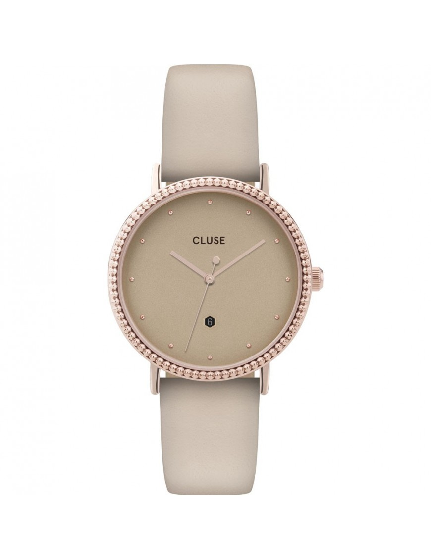 Reloj Cluse Le Couronnement Rose Gold Mujer CL63006