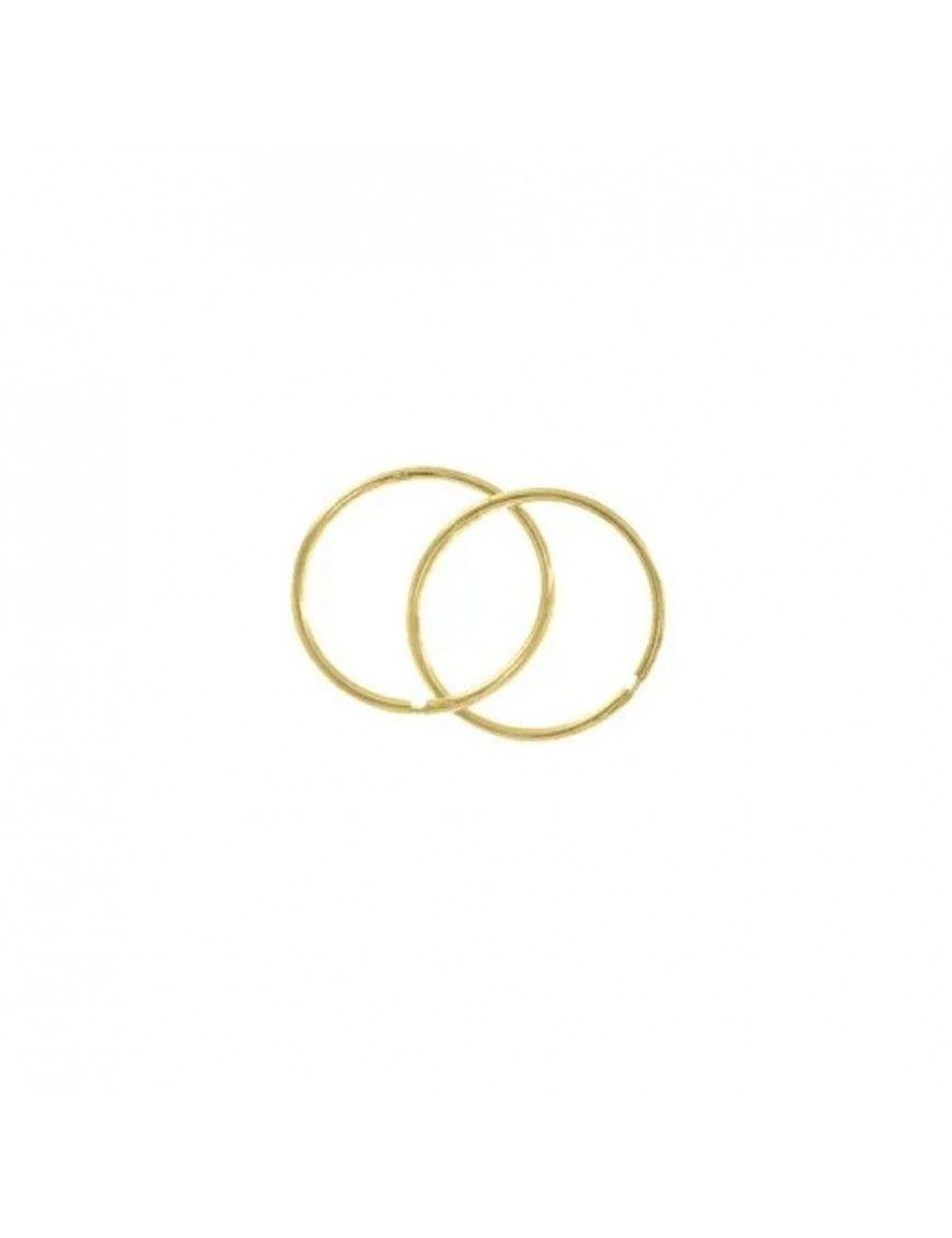 Pendientes Oro amarillo de 18 quilates 06A0115