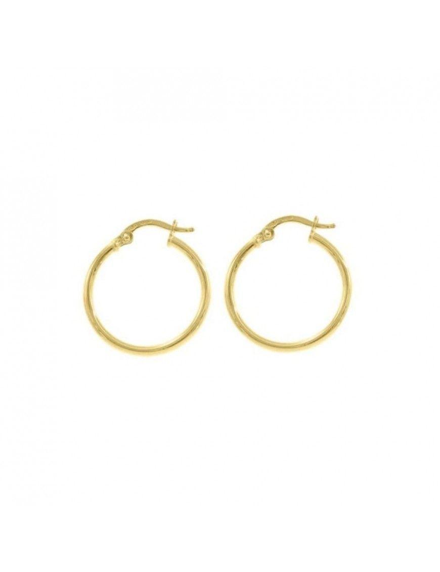 Pendientes Oro amarillo de 18 quilates 06A0215