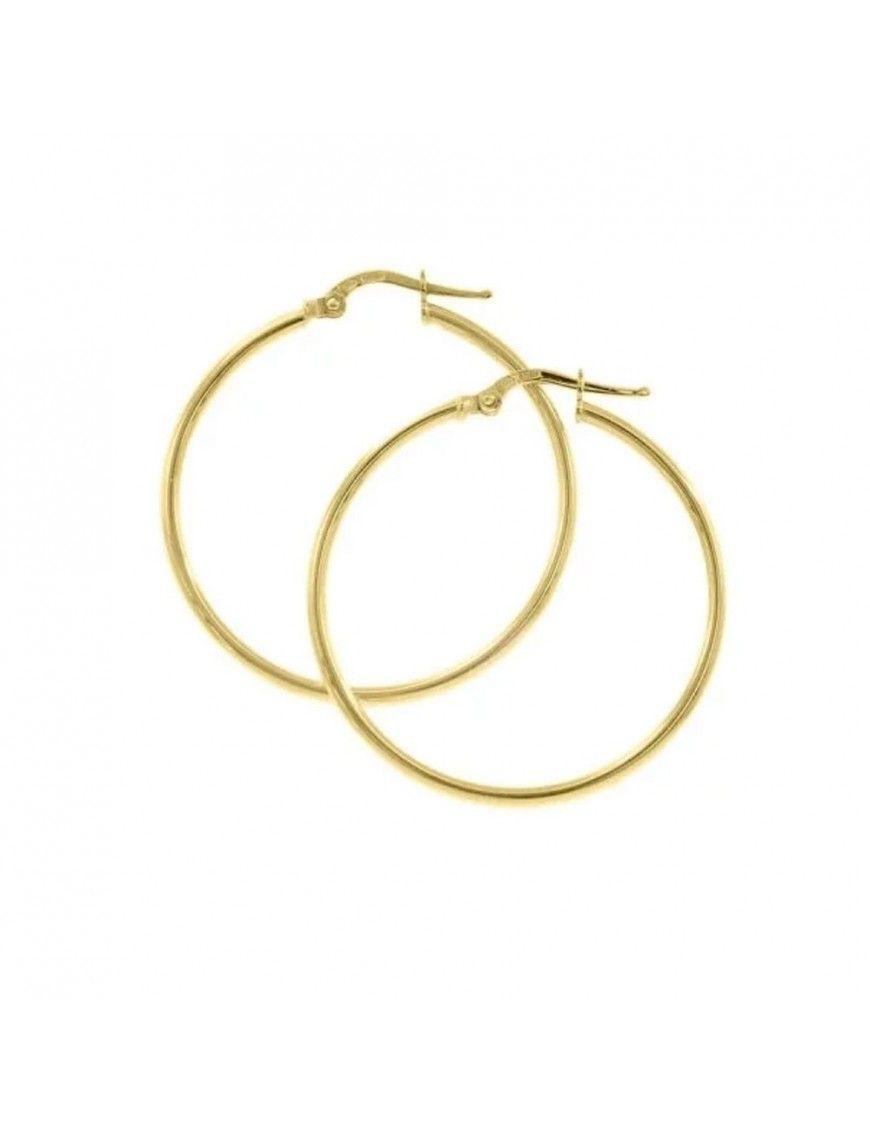 Pendientes Oro amarillo de 18 quilates 06A0230
