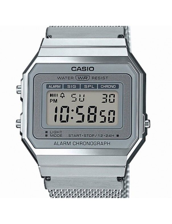 Reloj Casio Unisex A700WEM-7AEF Vintage Edgy