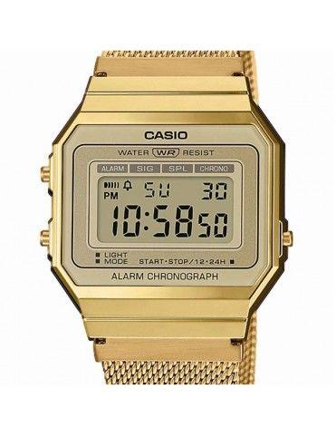 Reloj Casio Unisex A700WEMG-9AEF Vintage Edgy