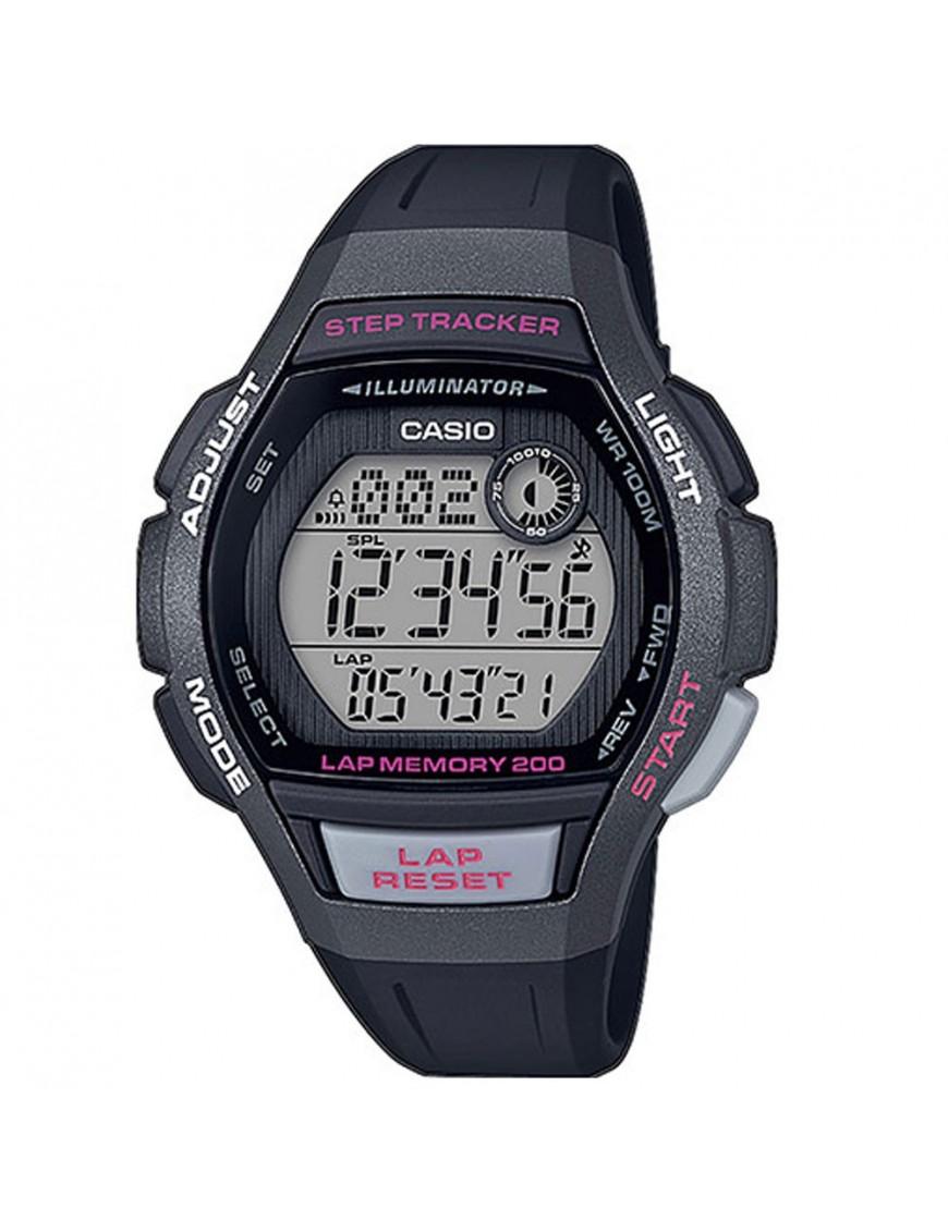 Reloj Casio mujer LWS-2000H-1AVEF