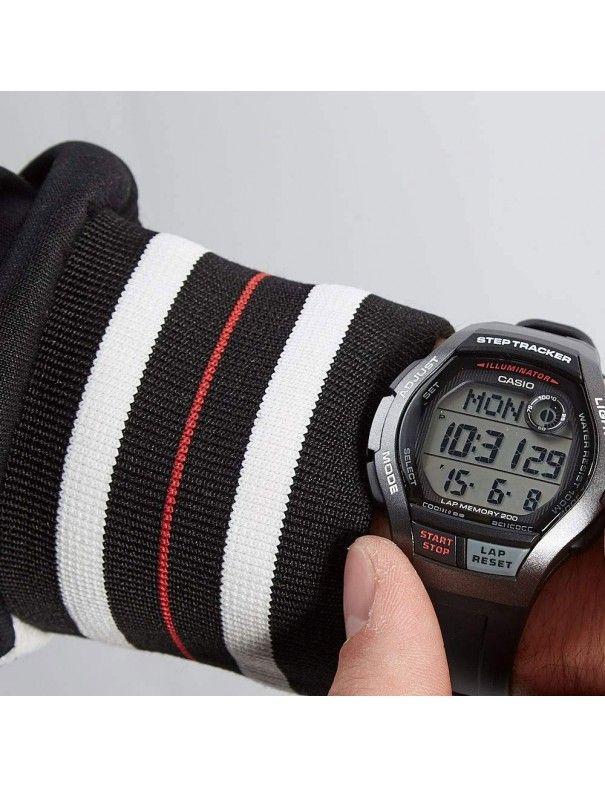 Reloj Casio hombre WS-1000H-1AVEF
