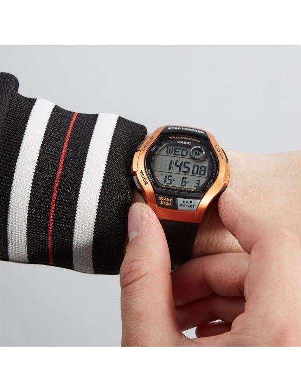 Reloj Casio hombre WS-2000H-4AVEF