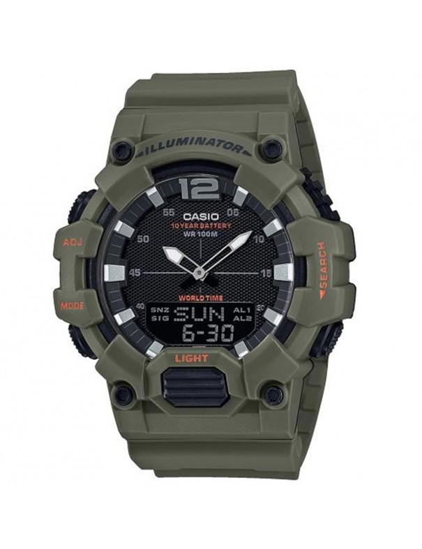 Reloj Casio Hombre Cronómetro Collection HDC-700-3A2VEF