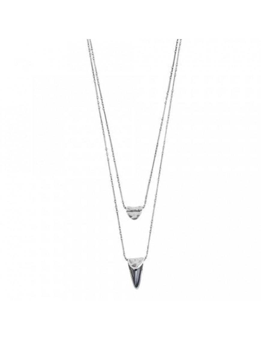 Collar Uno de 50 Metal Mujer Yei Yei COL1075GRSMTL0U
