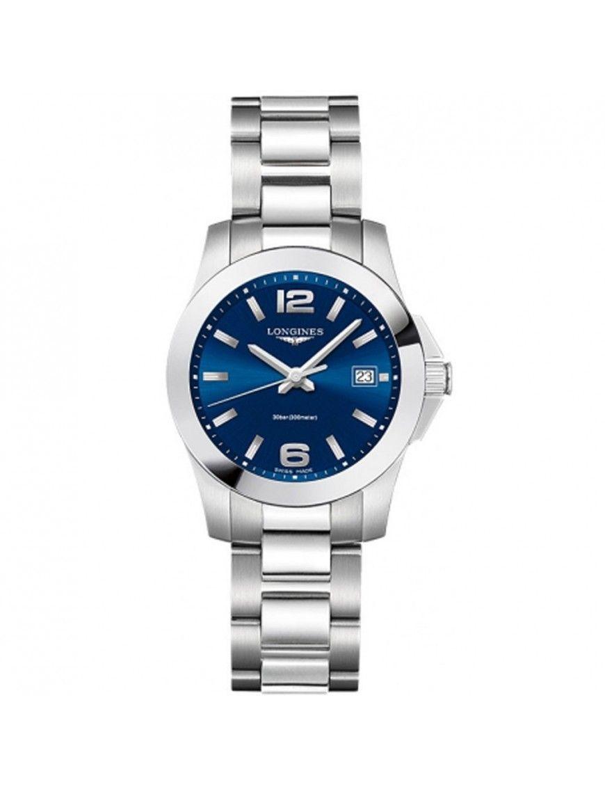 Reloj Longines Conquest Mujer L3.377.4.96.6