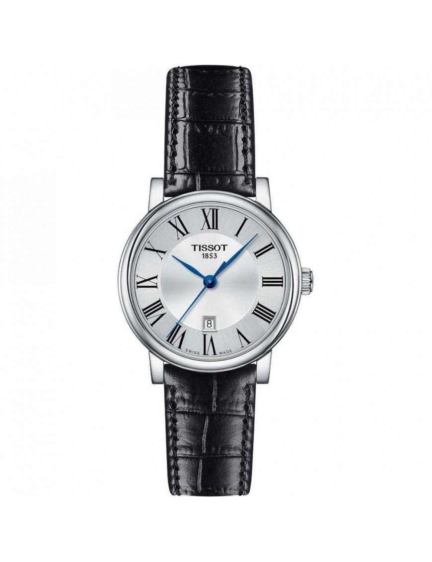 Reloj Tissot Mujer Carson Premium Lady T122.210.16.033.00
