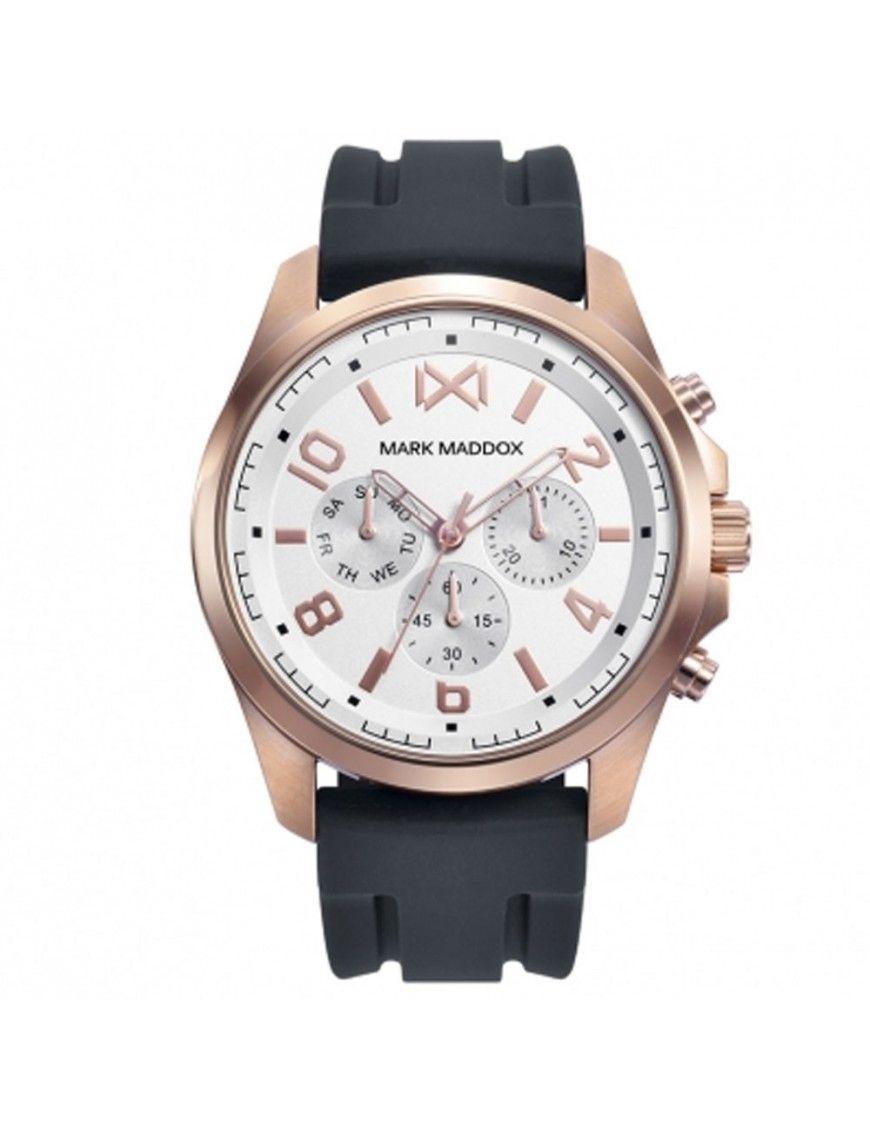 Reloj Mark Maddox multifunción Hombre HC0106-05 Mission